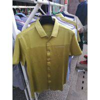 特价批发海澜之家正品剪标男衬衫 短袖 地摊热卖多款男休闲衬衫