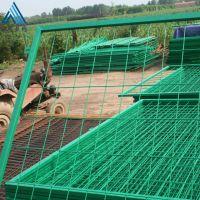 铁网围栏多少钱一米_圈地铁丝网围栏_框架式圈地护栏网