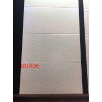 浅米黄色亚光400*800墙面瓷砖,砂岩斜纹内墙磁片