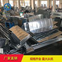 供应镀锌耐腐蚀通风管道 不锈钢共板螺旋焊接风管 可定制