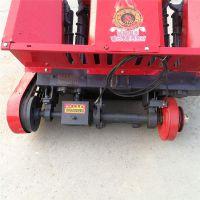 金佳机械手扶小型玉米收割机 单行割自动摘穗玉米扒皮机