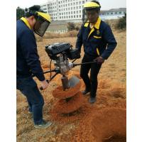 电力线路改造立杆神器雷力小型多功能电线杆挖坑机