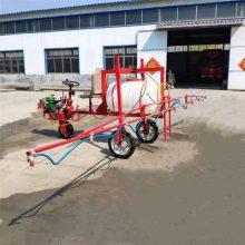 汽油自走式打药机 麦地喷雾器 圣鲁汽油喷雾器