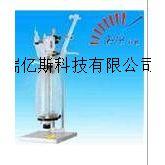 生产销售地板式双层玻璃反应釜ST-10L—50L型操作方法