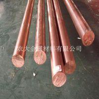 C12900银铜棒 TAg0.08含银纯铜棒供应商