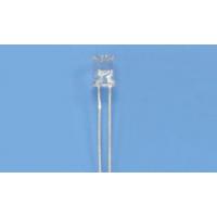 234方形直插LED灯珠 方形LED灯珠颜色亮度定制厂家