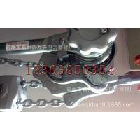 进口NGK 3T3M铝合金手扳链条葫芦 环链铝合金手扳葫芦