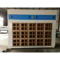 3米干式漆雾过滤器价格/干式过滤柜厂家/喷漆房过滤器工作原理