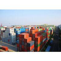 赤峰到江苏连云港海运点到点一个小柜20GP海运费要多少钱内贸海运