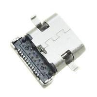 KEXIN立式USB3.1TYPE-C 24P母座立式双贴片 MC-313C-125