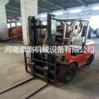 河南豪刚两吨柴油叉车运输搬运设备厂家现货