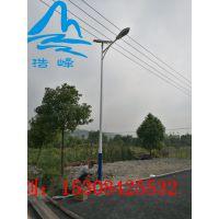 湖南岳阳太阳能LED路灯厂家/农太阳能路灯批发