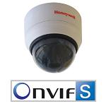霍尼韦尔 HIDC-M4300VI 高清网络红外半球型摄像机
