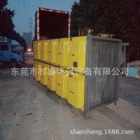 工业皮革废气治理、VOC废气净化设备、等离子废气净化装置