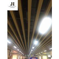 铝方通吊顶室内方通吊顶办公室铝吊顶方管u型木纹厂家直销铝方通