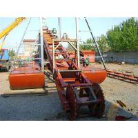 挖沙船、扬帆机械、高产量挖沙船