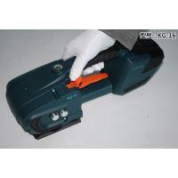 免扣式热熔包装机KG-16价格、摩擦沾合捆扎机KG-16图片
