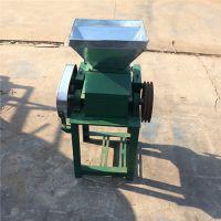 优质麦子挤扁机 小型压扁机参数 粮食机械