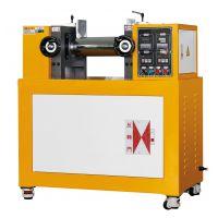 广东小型开炼机 实验室配色二辊机 双辊机 橡胶开炼机
