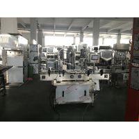 生产厂及 AT-DXG 全自动单头旋盖封口机
