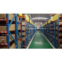 次重型层板货架结构参数与报价