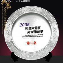 江苏纯锡赛事奖牌定制 供应高档活动比赛奖杯 警员邀请赛纪念品定做价格