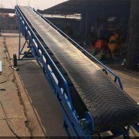 仓库搬运多功能皮带输送机 兴亚小型耐磨损高温流水线输送机