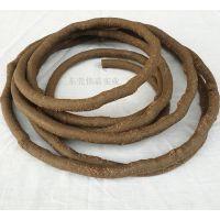 [伟嘉]优势供应 PVC仿真树藤管 造景树藤条 空心树藤电缆线管,仿藤护套管