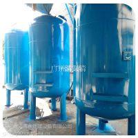 江苏订做机械过滤器 碳钢石英砂过滤器 内刷环氧防腐碳钢罐体清又清厂家