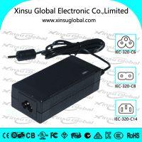 36V1.5A电源适配器,美规FCC,UL认证,VI级能效,LED灯具开关电源