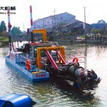 绞吸式疏浚挖泥船 清淤船配件