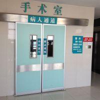 定制西安医用手术室感应气密门铅门 可上门施工