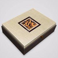 化妆品精装盒蓝牙耳机瓷器精品盒定制 翻盖礼品盒精品盒印刷