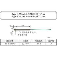日本ANRITSU安立K型A-231K-00-1-TC1-ANP表面温度传感器-50to500℃