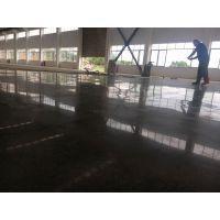 东莞固化地坪施工-长安旧地面起砂处理