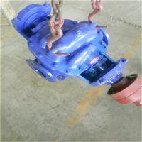 新玛厂家6SH-6双吸泵 6寸口径扬程80米双吸灌溉泵