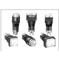 IDEC和泉22mm按钮开关 ABW110G R Y W B S 101R 111G 触点HW-C1