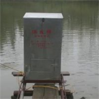 普兰店鱼塘投料机 YY-80A鱼塘投料机总代直销