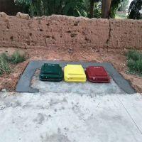 新型地埋式垃圾桶 120升垃圾桶