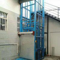 航天厂家定制维修导轨式升降货梯 2吨载货平台电动升降台