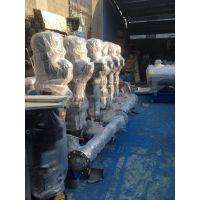 上海泉尔泵阀室内外消火栓加压泵 XBD3.7/2W-GDL 自动喷淋加压泵