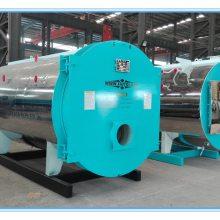 河南太康专业供应2吨环保热水锅炉油气两用系列