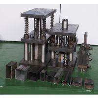 管材切断机不锈钢下料机液压冲断设备炬成机械厂