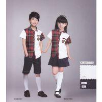 合肥校服厂家 小学生演出服 儿童合唱服 学生服规格表 环诚制衣