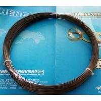0.5mm 黑钼丝 发热丝用钼丝 湖南株洲厂家专供