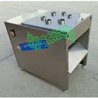 新式萝卜切片机 萝卜切圆片机 广大QS-500型厚薄可调的果蔬切片机