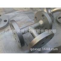 厂家销售碳钢角向型三通承盘(法兰式三通),广州市鑫顺管件