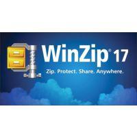 正版WinZip AES-256加密算法文件解压软件
