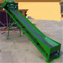 六九重工 专业生产 瑞安市 定制斜坡防滑耐磨型皮带输送机 pvc钢丝球平行输送机