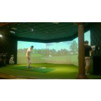 韩国体太福室内高尔夫厂家高尔夫模拟器